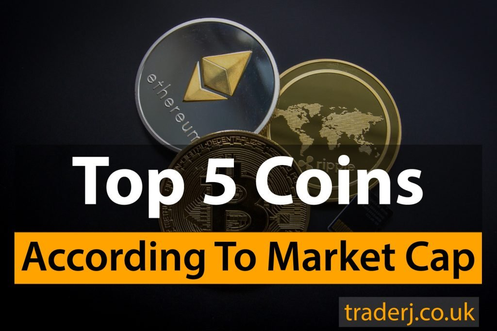 Top 5 Market Cap Coins